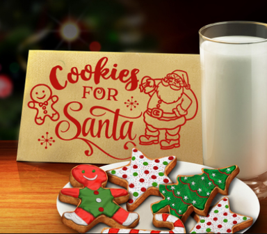Cookies for Santa - Amaysing SVGS
